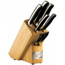"""Набор ножей из высококачественной стали Vinzer """"Chef"""" (89119)"""