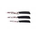 Набор ножей с керамическими лезвиями Bergner BG-4101
