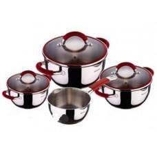 Набор посуды из нержавеющей стали Bergner BG-9829