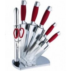 Набор ножей из нержавеющей стали Wellberg WB-5011
