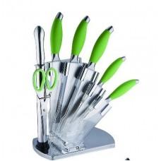Набор ножей из нержавеющей стали Wellberg WB-5017